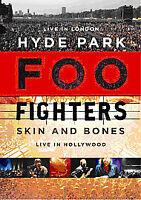 Foo Fighters - Skin And Bones (DVD, 2006, 2-Disc Set) - VG