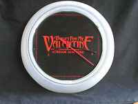 BULLET FOR MY VALENTINE SCREAM AIM PICTURE SLEEVE CLOCK