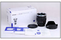 Brand new Zeiss Distagon T* 25mm f/2 ZF.2 for Nikon D800 D4 D700 D600 D90 D300