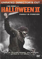 Halloween II (DVD, 2010, Unrated) Free Shipping!