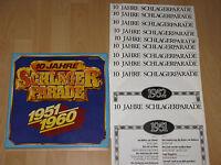 10xLP BOX-SET - 10 JAHRE SCHLAGERPARADE 1951-1960 POLYDOR - FREDDY - NEAR MINT