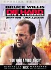 Die Hard 3: Die Hard With a Vengeance (DVD, 2001, 2-Disc Set, Special Edition)