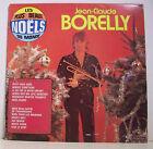 """33 tours Jean Claude BORELLY Disque LP 12"""" PLUS BEAUX NOELS Trompette DELPHINE"""