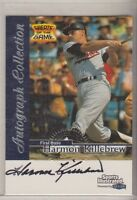 1999 Sports Illustrated Greats of the Game Harmon Killebrew Autograph TWINS