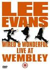 Lee Evans - Wired And Wonderful - Live At Wembley (DVD, 2002)