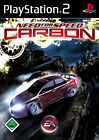 Play Station 2 Spiel PS2 Need For Speed Carbon ohne Anleitung