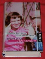 Briefe einer Freundschaft , Piper Verlag , HC 2004 TOP