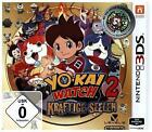 Nintendo 3DS YO-KAI Watch 2 Kräftige Seelen NEU