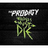 THE PRODIGY Invaders Must Die SPECIAL 2 CD / DVD EDITION NEW - STILL SEALED