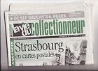 LA VIE DU COLLECTIONNEUR N°368 ma 2001 STRASBOURG CPA,PHOSPHATINE,BRITNEY SPEARS