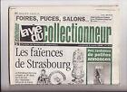 LA VIE DU COLLECTIONNEUR N°215 1998 FAIENCES STRASBOURG,CLAUDE FRANCOIS,CIGARETT