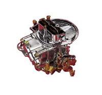 Holley 500 CFM Performance 2 BBL Carburetor Manual Choke Shiny Finish 0-4412S