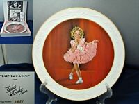 Baby Take A Bow Shirley Temple Collector Plate