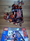 LEGO Sets 8800 Knights Kingdom - Chariot Bélier + 2 figurines Très Rare 2004