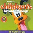 WALT DISNEY Children's Favorites Songs, Vol. 2 CD ALBUM NEW - NOT SEALED