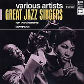 VARIOUS ARTISTS  Great Jazz Singers   CD ALBUM   NEW - NOT SEALED