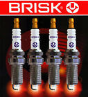 RR15YC1 4 CANDELE ACCENSIONE BRISK FORD ESCORT 1600