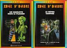 """Lot 2 livres série """"ZONE D'OMBRE"""" de J.R.Black - Bayard poche jeunesse"""