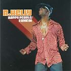 R Kelly Happy People / U Saved me DOUBLE CD ALBUM NEW - NOT SEALED