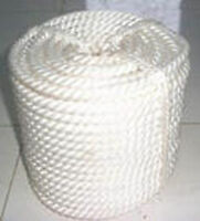 "3/4""x150' Twisted 3 Strand Nylon Rope Thimble"