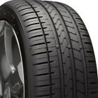 2 NEW 225/45-17 FALKEN AZENIS FK510 45R R17 TIRES 34187