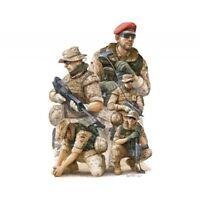TRUMPETER TP0421 MODERN GERMAN SOLDIER AFGHANISTAN KIT 1:35 MODELLINO MODEL