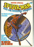 SPIDER-MAN and his AMAZING FRIENDS WINTER SPECIAL 1 1983 British Marvel Comics