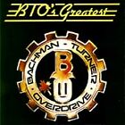 BACHMAN TURNER OVERDRIVE BTO's Greatest Hits CD ALBUM
