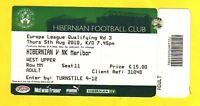 Ticket    Europa League  10/11   EDINBURGH - NK MARIBOR