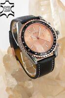 - Wristwatch °° Jay Baxter XXL Uhr mit Echt-Lederarmband Chrono-Look