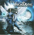 Vision Divine - 9 Degrees West Of The Moon (CD, Rear cover has fold, 2009)