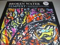Broken Water - Tempest - LP Vinyl & Mp3 //// Neu&OVP