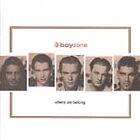 BOYZONE Where We Belong CD ALBUM