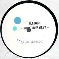 """Flavour - Rock Your Baby (12"""", W/Lbl) Vinyl Schallplatte - 63966"""