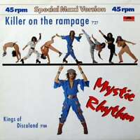 "Mystic Rhythm - Killer On The Rampage (12"", Maxi Vinyl Schallplatte - 114717"