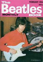 THE BEATLES MAGAZINE MONTHLY BOOK no.94 February 1984