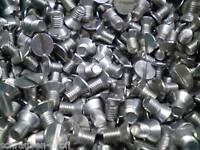 100 ACIER INOX VIS FILETÉES M2 x 6 mm DIN 963 V2A en Acier Inoxydable Acier
