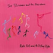 Joe Strummer - Rock Art and the X-Ray Style (CD) FULL PROMO NEAR MINT THE CLASH