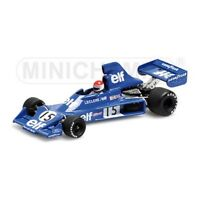 MINICHAMPS PM400750115 TYRRELL FORD 007 M.LECLERE 1975 N.15 RETIRED USA GP 1:43