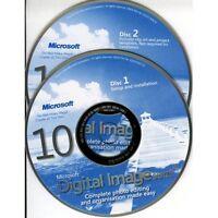 New Microsoft Digital Imaging Suite 10 Editing Software