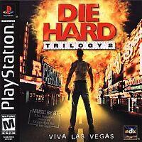 Die Hard Trilogy 2: Viva Las Vegas (Sony PlayStation 1, 2000)