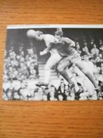 circa 1960's Autographed Magazine Clipping: Arsenal - Radford, John (Black & Whi