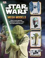 Star Wars Mega Models by Dorling Kindersley Ltd (Paperback, 2013)