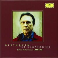 Berliner Philharmoni - Beethoven: The Symp (NEW CD)