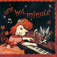 RED HOT CHILI PEPPERS One Hot Minute CD BRAND NEW