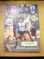 09/01/1988 Reading v Southampton [FA Cup] . No obvious faults, unless descriptio