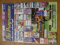 15/01/2000 Aldershot Town v Staines Town [FA Trophy] . No obvious faults, unless