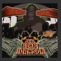 O.G. Bobby Johnson - Tame One - R & B Used - CD
