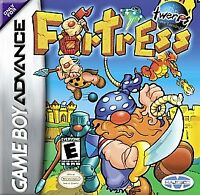 Fortress (Nintendo Game Boy Advance, 2001) CART ONLY