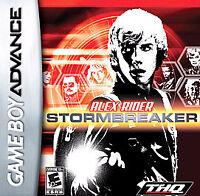 Alex Rider: Stormbreaker (Nintendo Game Boy Advance, 2006) CART ONLY